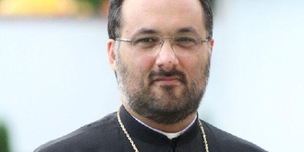 Episcop greco-catolic Mihai Fratila Foto ecommunio